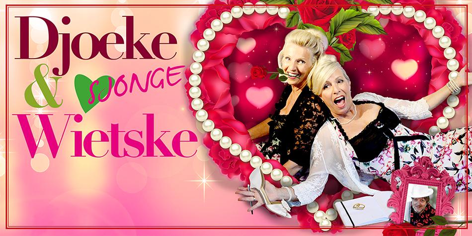Djoeke en Wietske